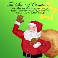 The Spirit of Christmas CD Cover