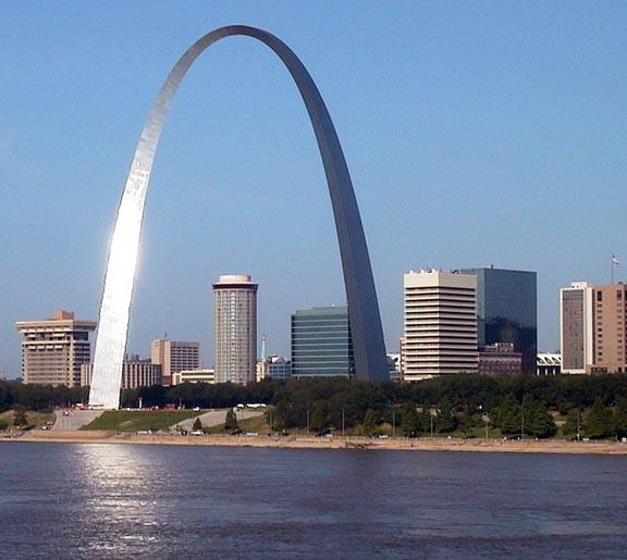 St. Louis Arch, 2001