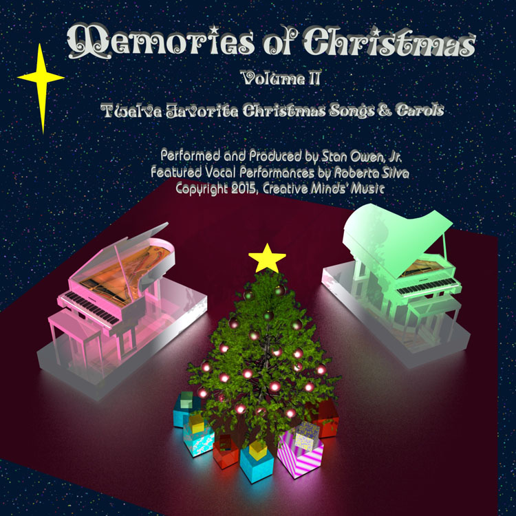 CD Cover Christmas 2015 750x750