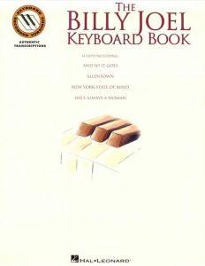 Billy Joel Keyboard Book Cover