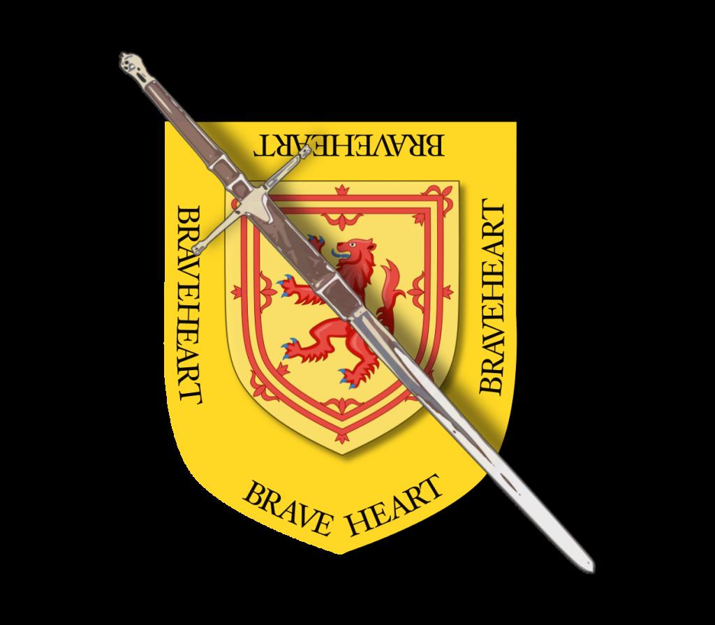 Braveheart Sword & Shield