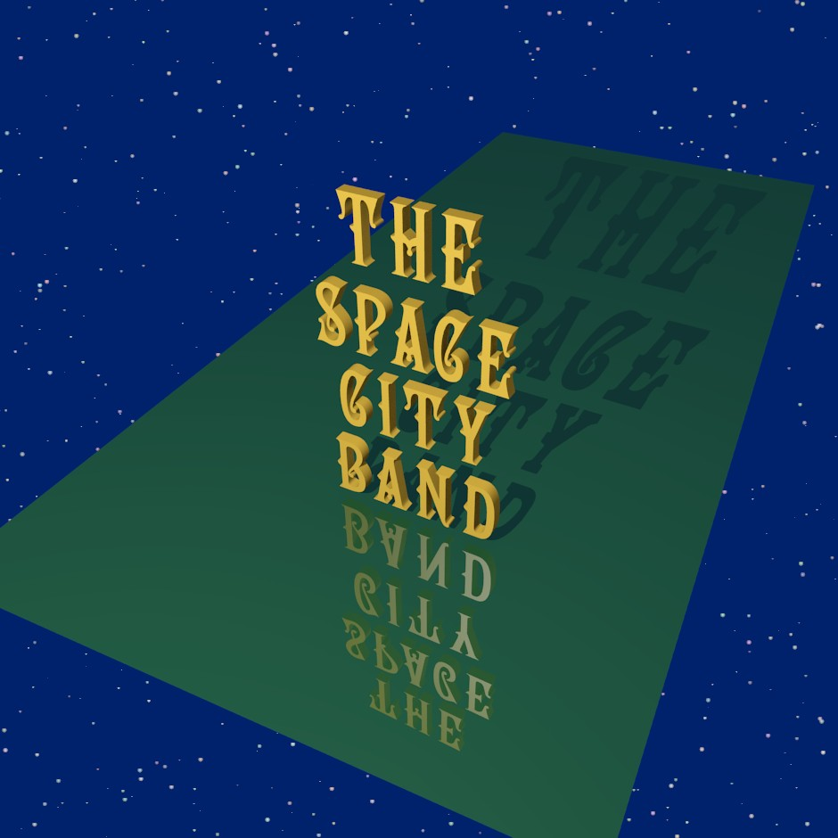 Space City Band In Space